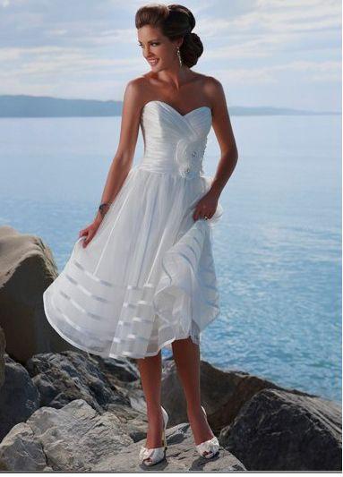 10 best Short Wedding Dresses images on Pinterest | Homecoming ...