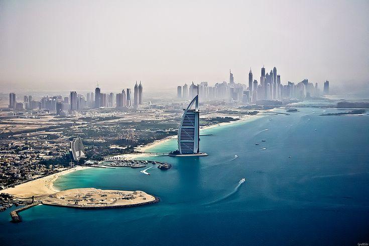 No adjectives are descriptive enough for Dubai!