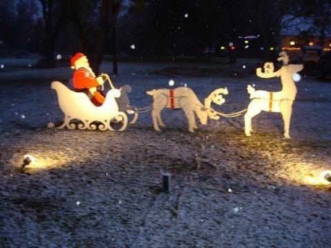 Xmas Yard Art Christmas Animated Christmas Decorations Santa