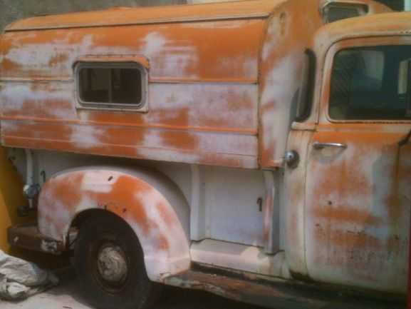 Vintage camper shell - Ford Truck Enthusiasts Forums