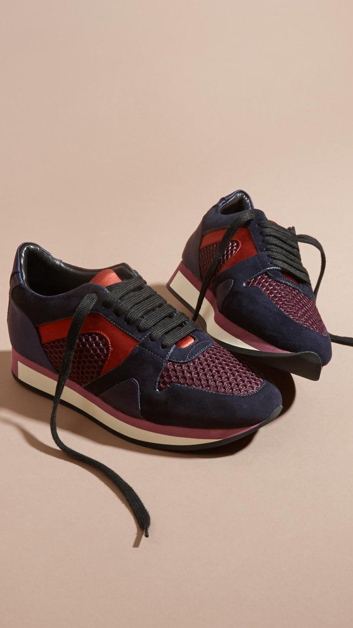 cheap burberry outlet online 41lo  The 8 Types of Trainers Every Fashion Girl Needs in Her Wardrobe This  Season Burberry Outlet OnlineBurberry