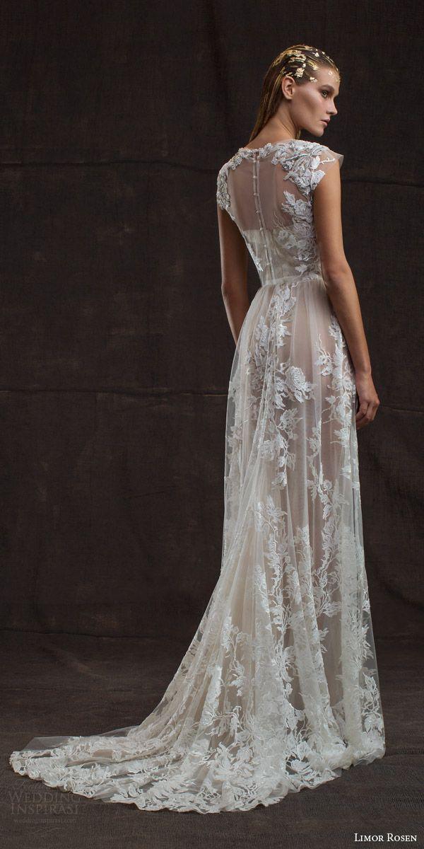 "Limor Rosen 2016 Wedding Dresses — ""Treasure"" Bridal Collection   Wedding Inspirasi"