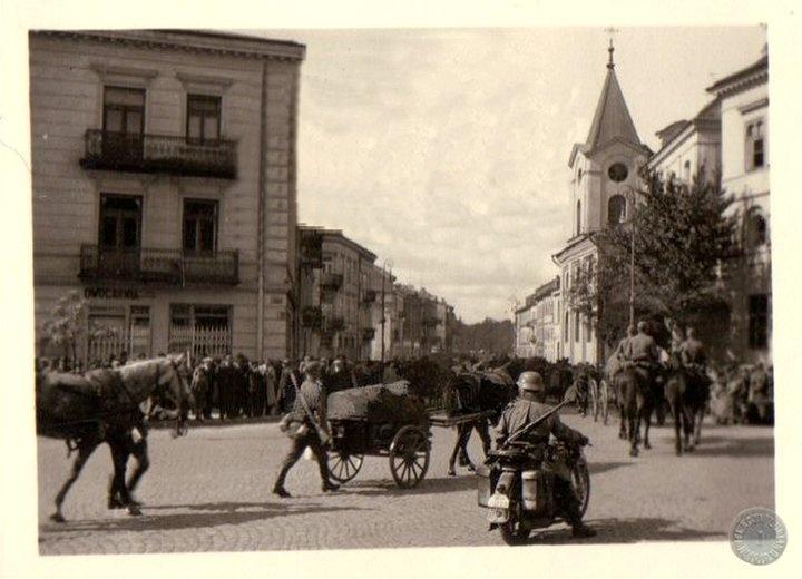 Ratusz, 1940?