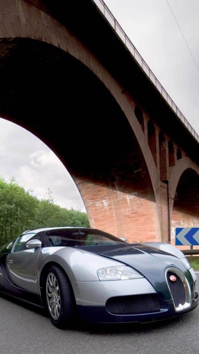 Bugatti Veyron,