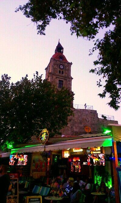 Παλιά Πόλη Ρόδου (Rhodes Old Town) στην περιοχή Ρόδος