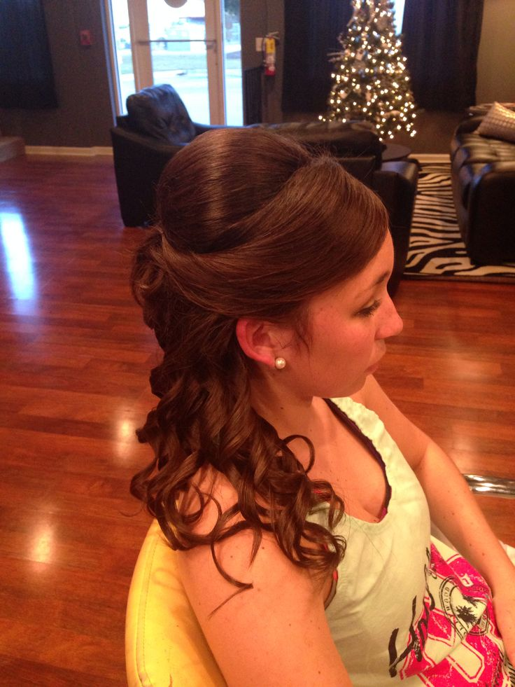 Pageant Hairstyle | Prom,Pageant,Pampered!!! | Pinterest