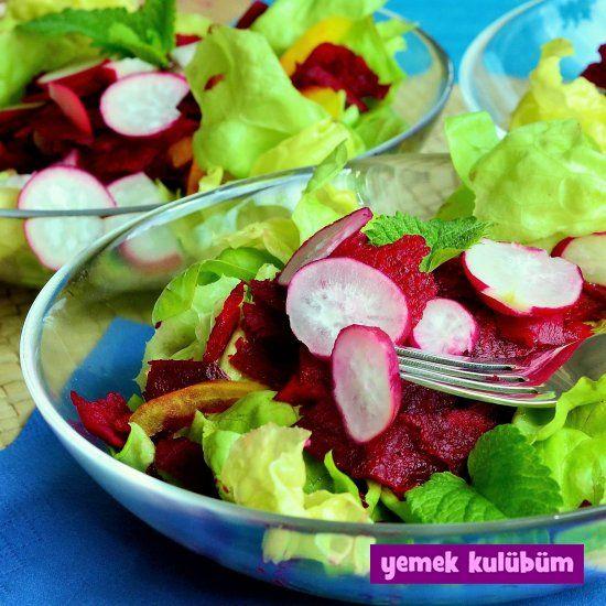 Turplu Pancar Salatası nasıl yapılır, Resimli Turplu Pancar Salatası yapımı yapılışı, Turplu Pancar Salatası tarifi #turpsalatası #turplusalata #diyetsalata #diyettarifleri #diyetsalatalar #diyetsalatatarifleri