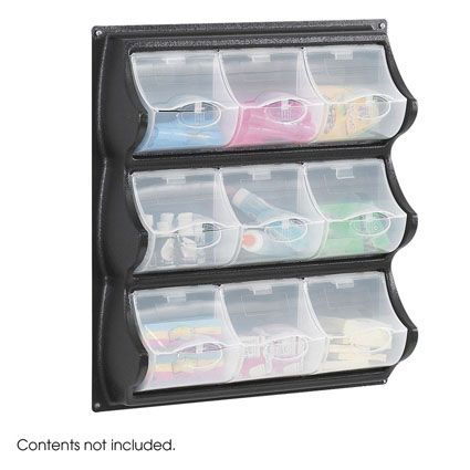 Organize all of your smaller items with the Panel Bin.