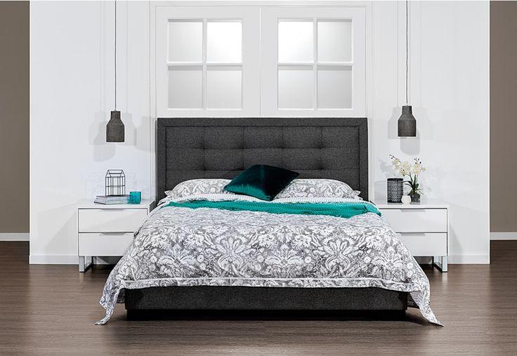 Breanne Queen Bed   Super Amart