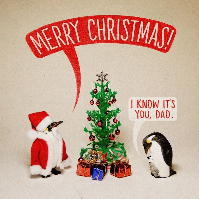 Plastic Toys with Funny Captions: Christmas Edition - My Modern Metropolis