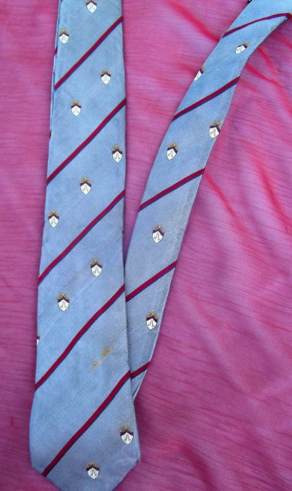 Savinelli vintage twill silk tie pipes collectors by CHEZELVIRE, $15.00