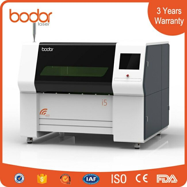 A unique design fiber laser cutting machine with full cover smart size 1300*900 working table. 500-2000w laser available.