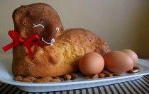 Recept: Tradiční velikonoční beránek. Tomuhle neodoláte!