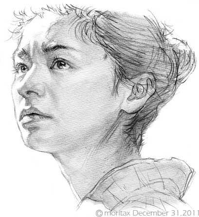 Machiko Ono illustrated by Moritax