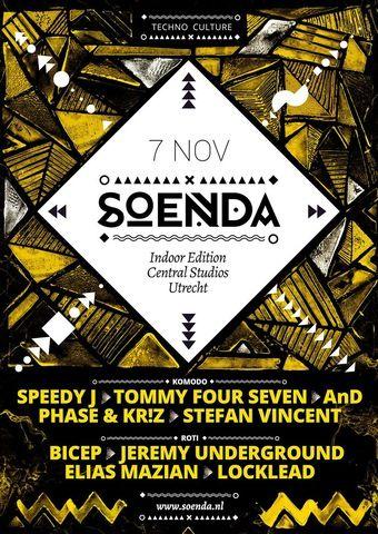 Soenda Indoor (flyer)