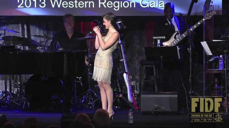 "Carly Rose Sonenclar sings Nina Simone's ""Feeling Good"" LIVE with David ..."