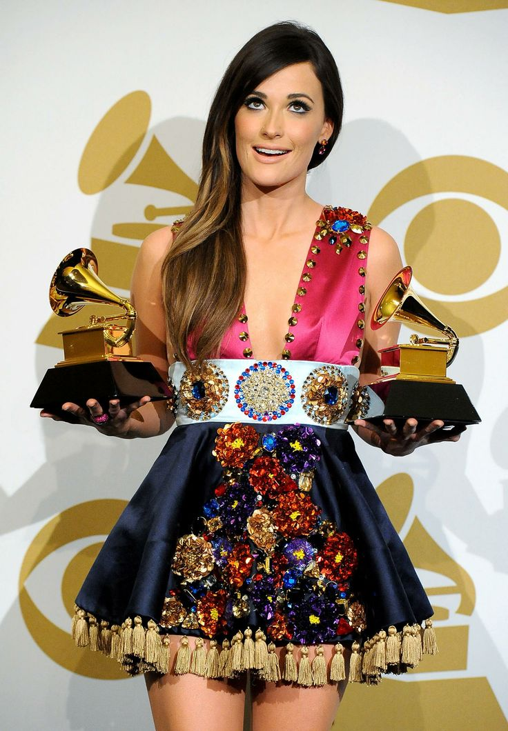 Kacey Musgraves - love her haircolor right now