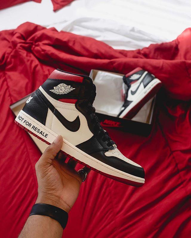 A new Air Jordan 1 will be dropping