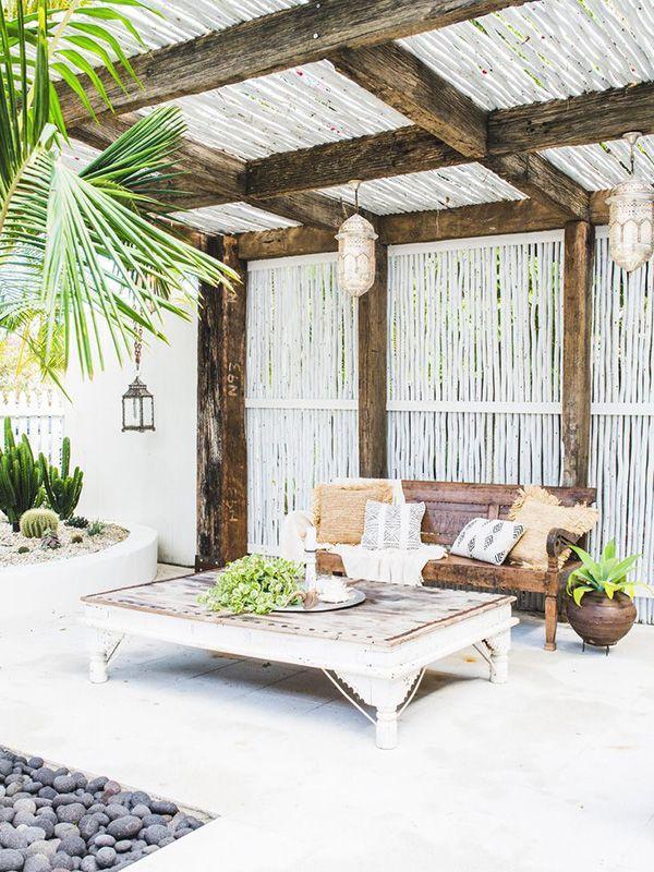 Tuintrend boho buitenleven - Residence