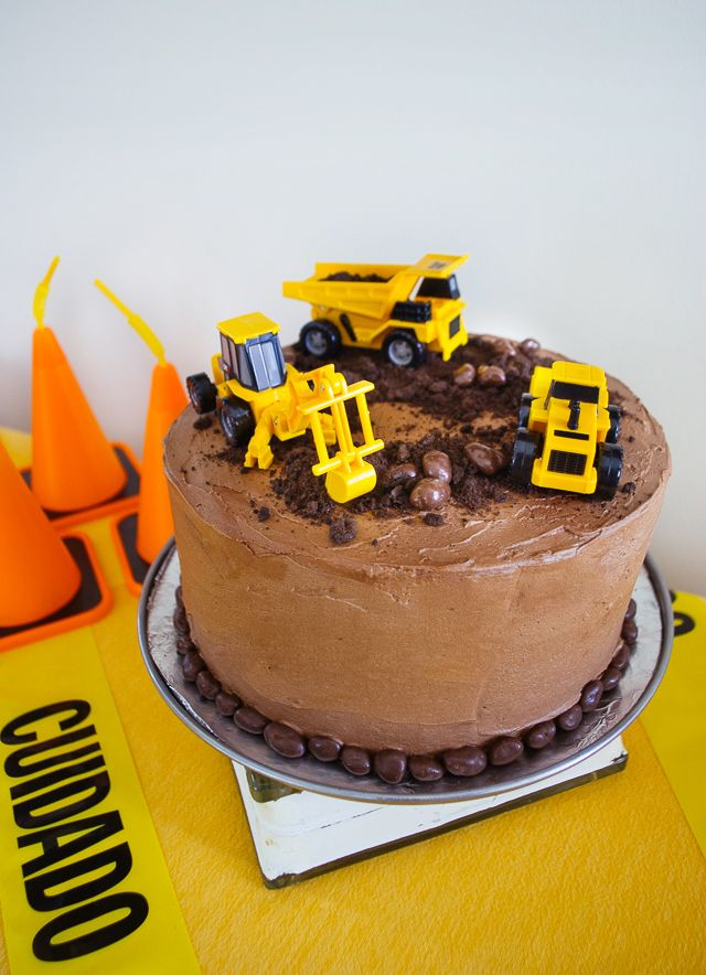 digger cake template - best 25 kids construction cake ideas on pinterest