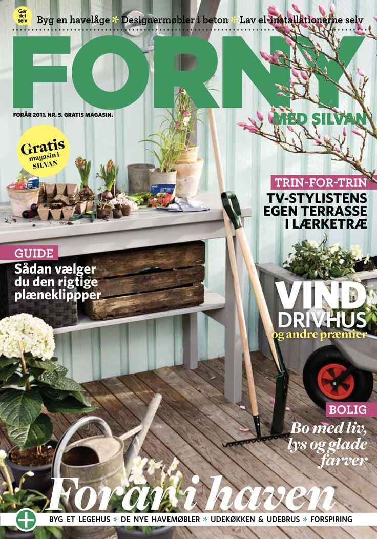 FORNY med Silvan, magasin nummer 5, forår 2011