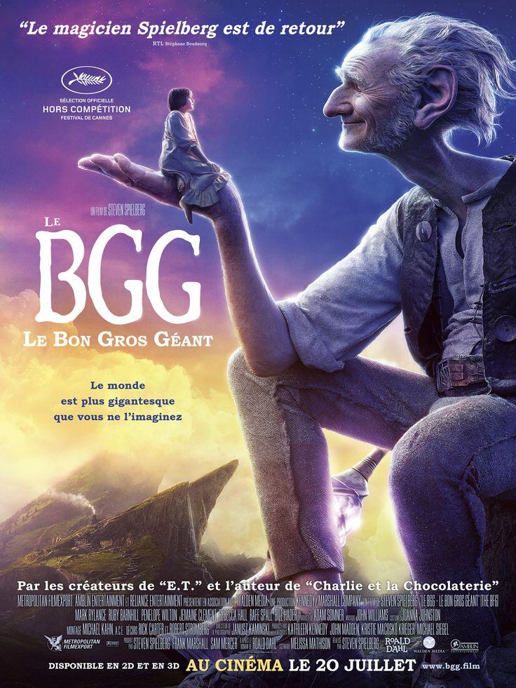 Le Bon Gros Géant ne ressemble pas du tout aux autres habitants du Pays des Géants. Il mesure plus de 7 mètres de haut et possède de grandes oreilles et un odorat très fin. Il n'est pas très malin mais tout à fait adorable, et assez secret. Les géant...