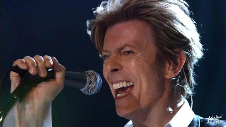 David Bowie. Jajajja this is awesome