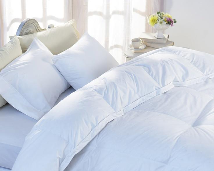 800 Fill Luxury Our Dorchester Down Batiste Comforter