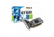 Carte mere msi N620GT-MD1GD3/LP carte graphique - gf gt 620