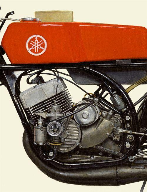 1963 YAMAHA RD56 - Seevert Works online