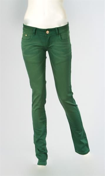 Заказать зеленые джинсы