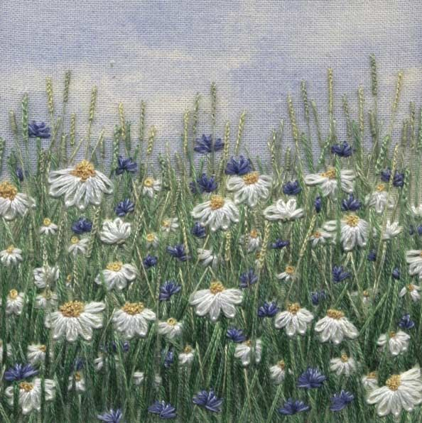 Jo Butcher, Embroidery Artist - Welcome to my Home page                                                                                                                                                                                 More