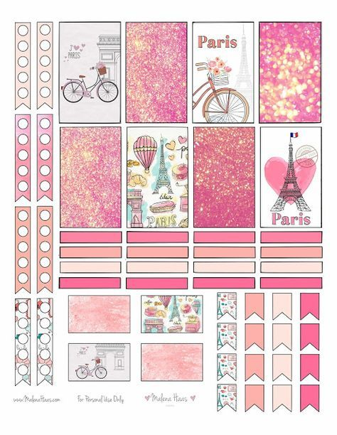 866 best Adesivos planner images on Pinterest Pretty pictures
