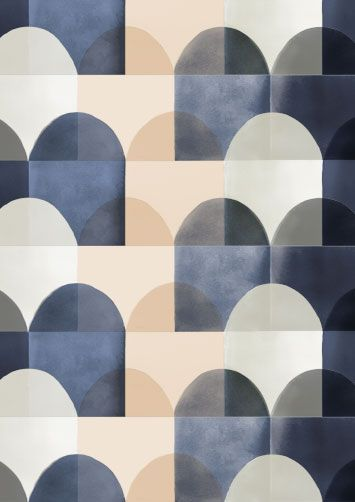 neutral print #art #pattern