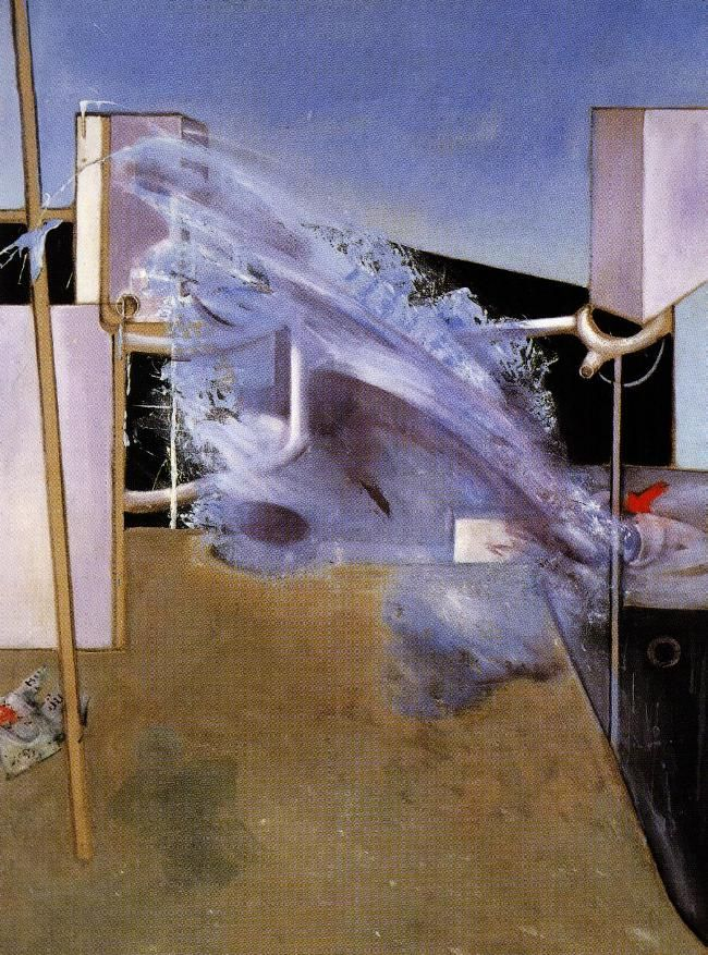 Francis Bacon : jet of water
