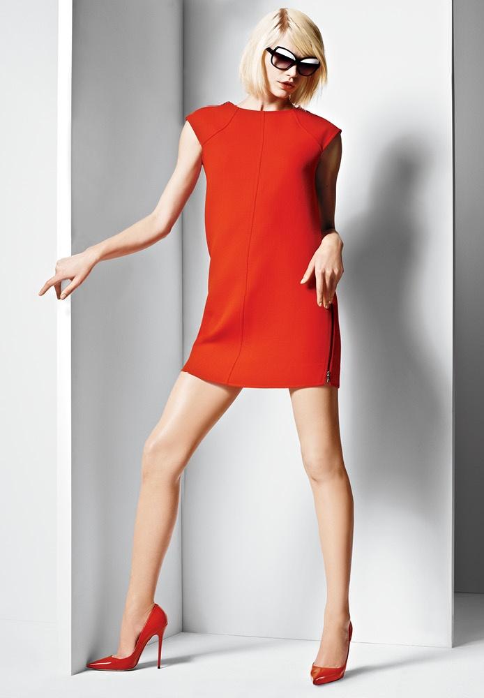 Mod fashion is modern again. #courreges