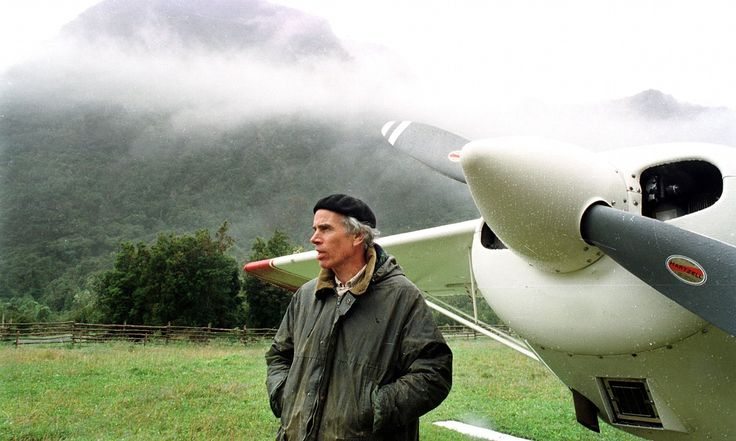 Douglas Tompkins, co-founder of North Face, dies after Chile kayak accident #Gnarly