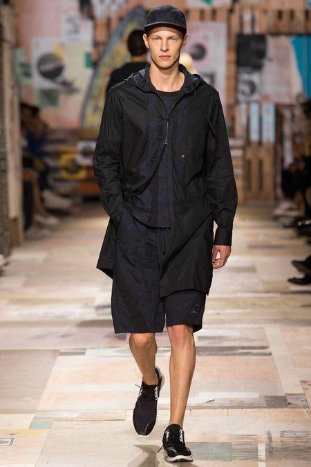 JUST Men's Fashion  Y-3 Spring-Summer 2015 Men's Collection