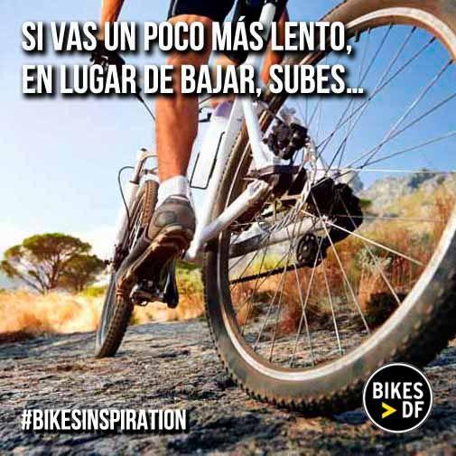 Cosas que solamente un ciclista entiende…