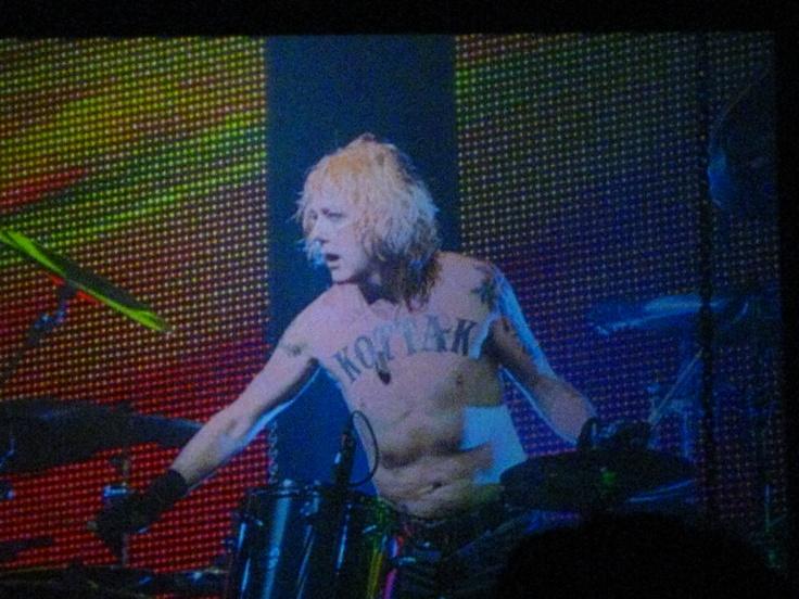 Scorpions - Live@Lyon - Novembre 2011