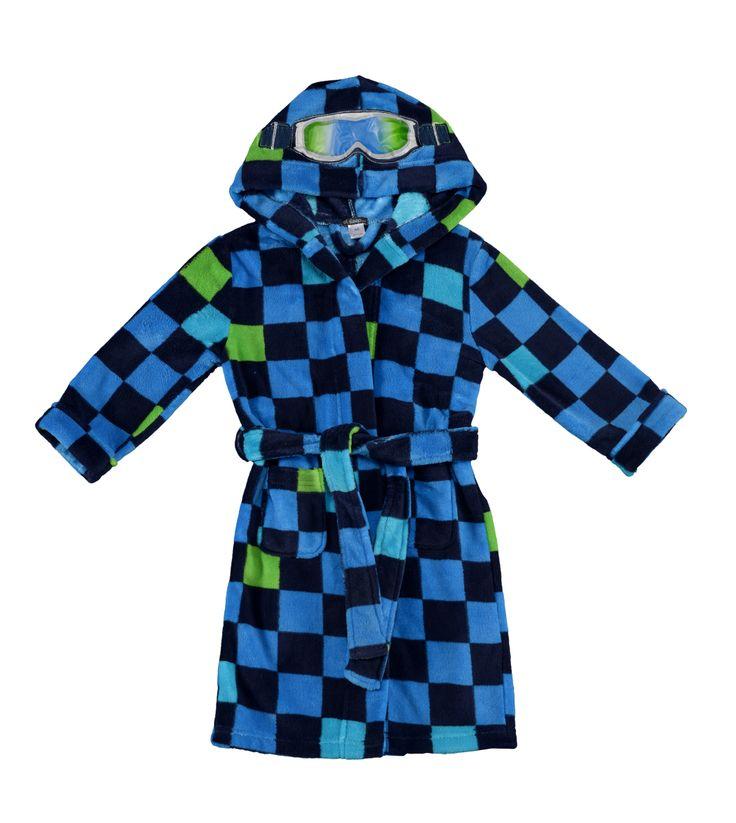 Petit Lem snowboarders dressing gown $38.95 http://www.planetpyjama.com.au/dressing-gowns/