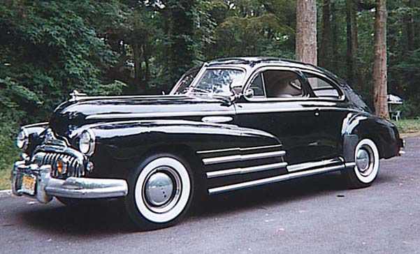 1948 Buick Special Sedan - (Buick Motor Car Company, Flint, Michigan 1903-present)