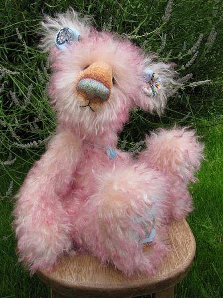 Dandy Candyfrizzel by Dusty Attic Bears