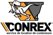 Conrex - Service de location de conteneurs