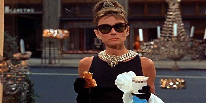 Colazione da #Tiffany a #SanValentino #AudreyHepburn #NexoDigital #cinema