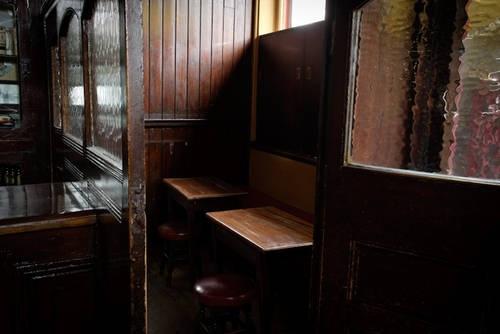 Irish Pub Design Pub Snug