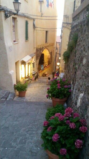 Castelsardo, Sardinia.