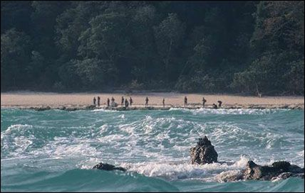 People of North Sentinel Island: one of the most isolated and unwelcome places on earth