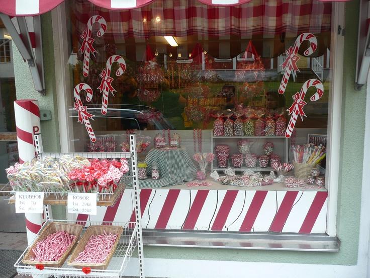 Gränna - Sweden Sweetie - we got polka grisar here