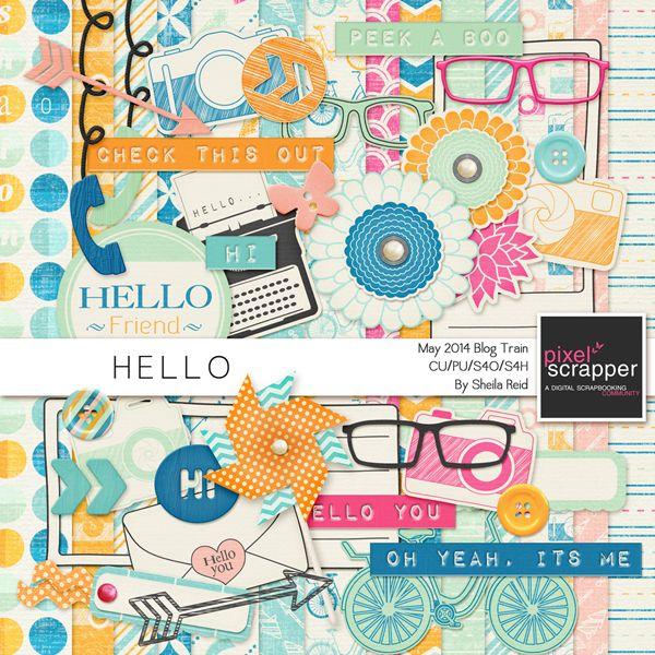 Monday's Guest Freebies ~ Digi Tee Designs ✿ Follow the Free Digital Scrapbook board for daily freebies: https://www.pinterest.com/sherylcsjohnson/free-digital-scrapbook/ ✿ Visit GrannyEnchanted.Com for thousands of digital scrapbook freebies. ✿